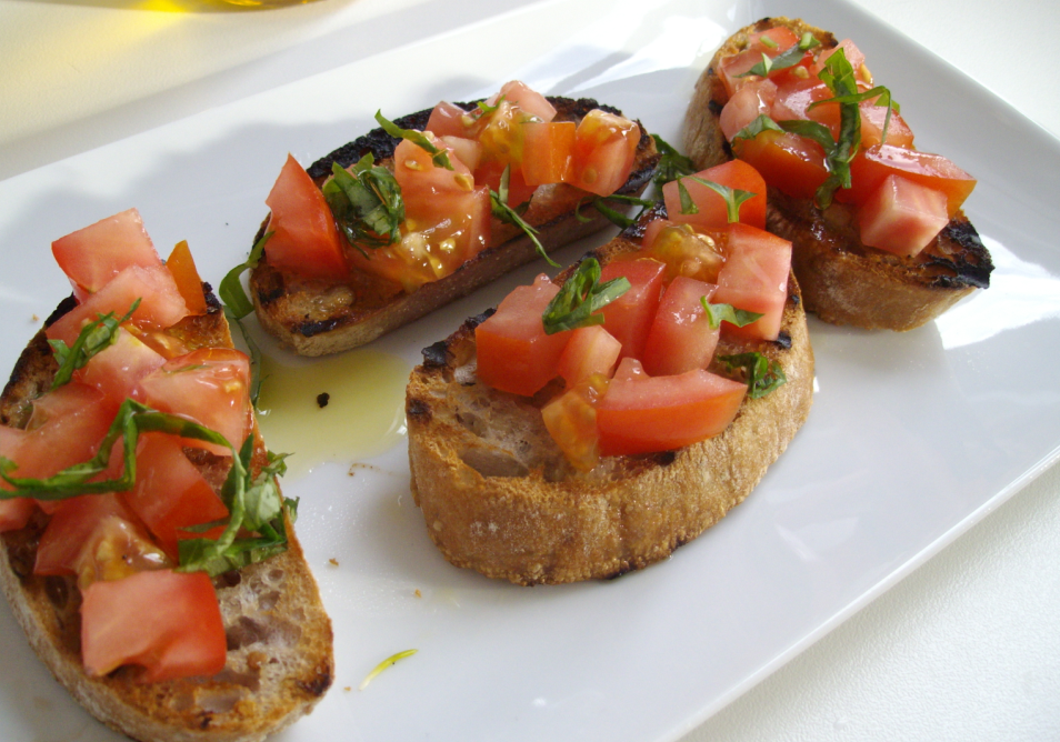 Bruschetta is for Royalty! | whyiamnotskinny