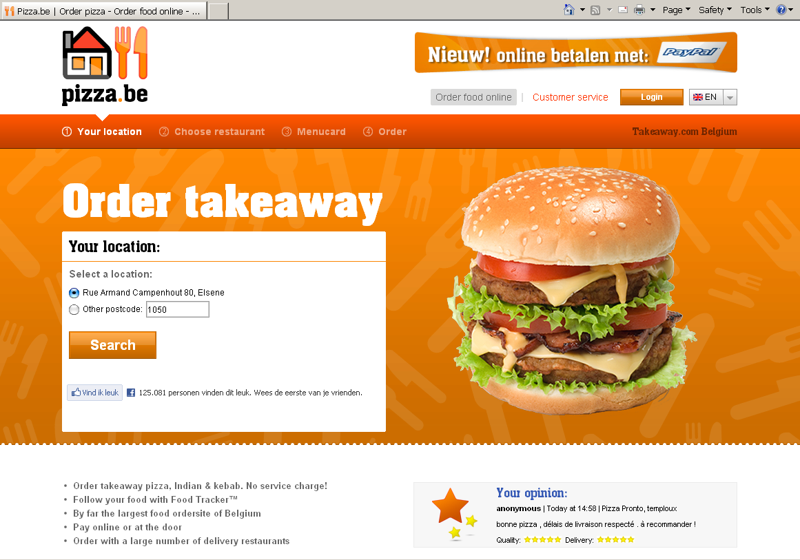 Rise Of The Online Food Delivery Services Whyiamnotskinny