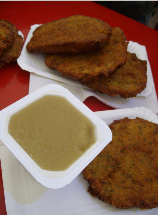 lux potato frittes