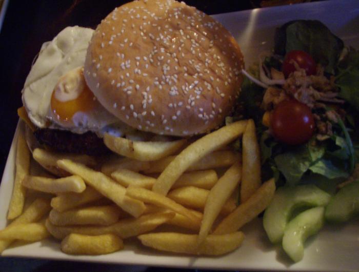 michael collins burger