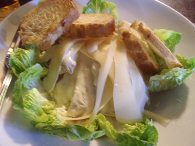Michael collins salad