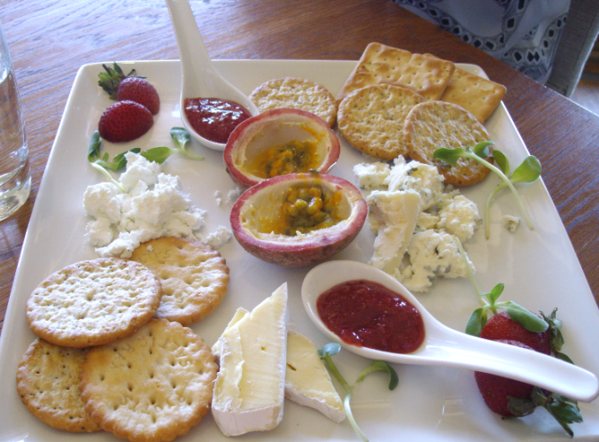 de grendel cheese board