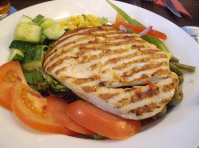 de Valera's chicken salad