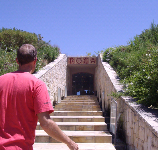roca entrance