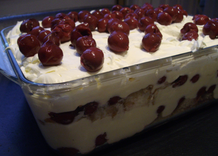 white forest trifle 3