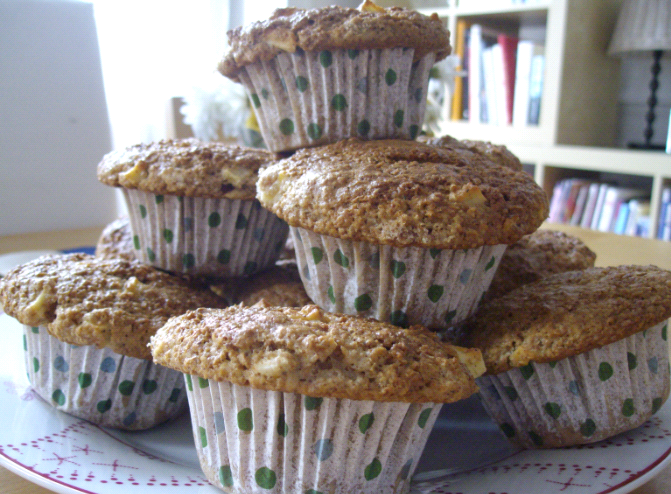 apple bran muffin final