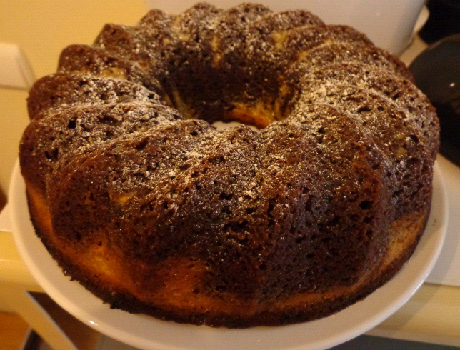 marble cake final