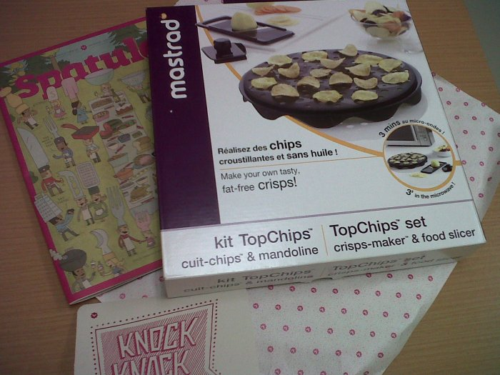yuppiechef chip set