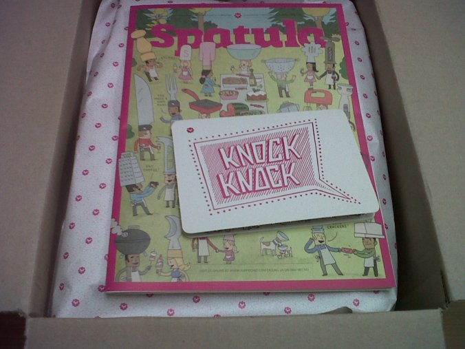 yuppiechef inside box