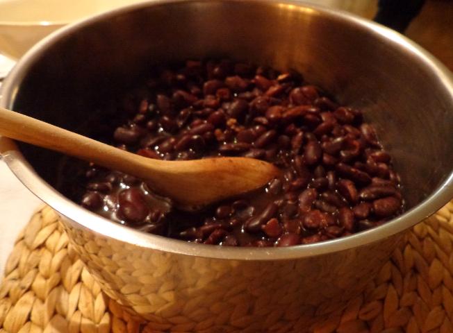 beans - beautiful beans...