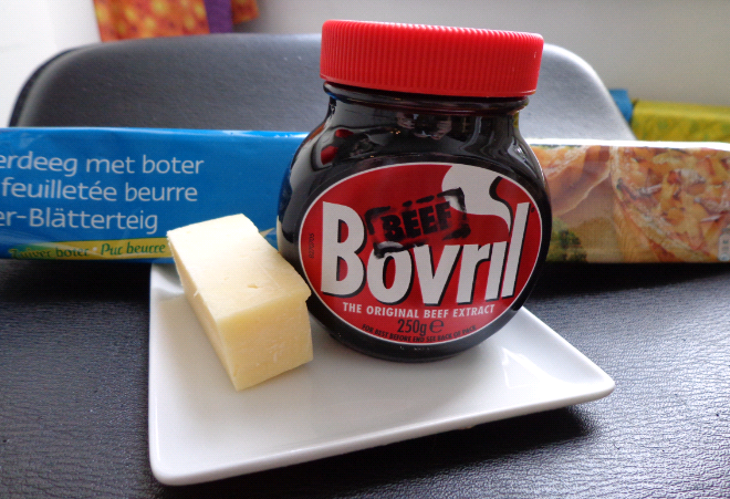 bovril cheese sticks