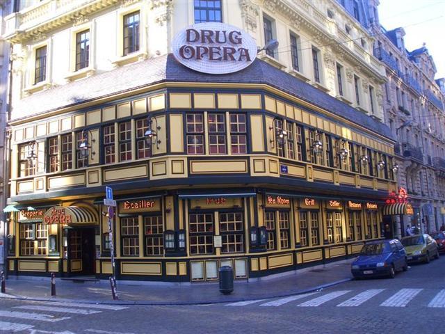 drug opera exterior