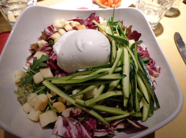 fratelli la bufala salad