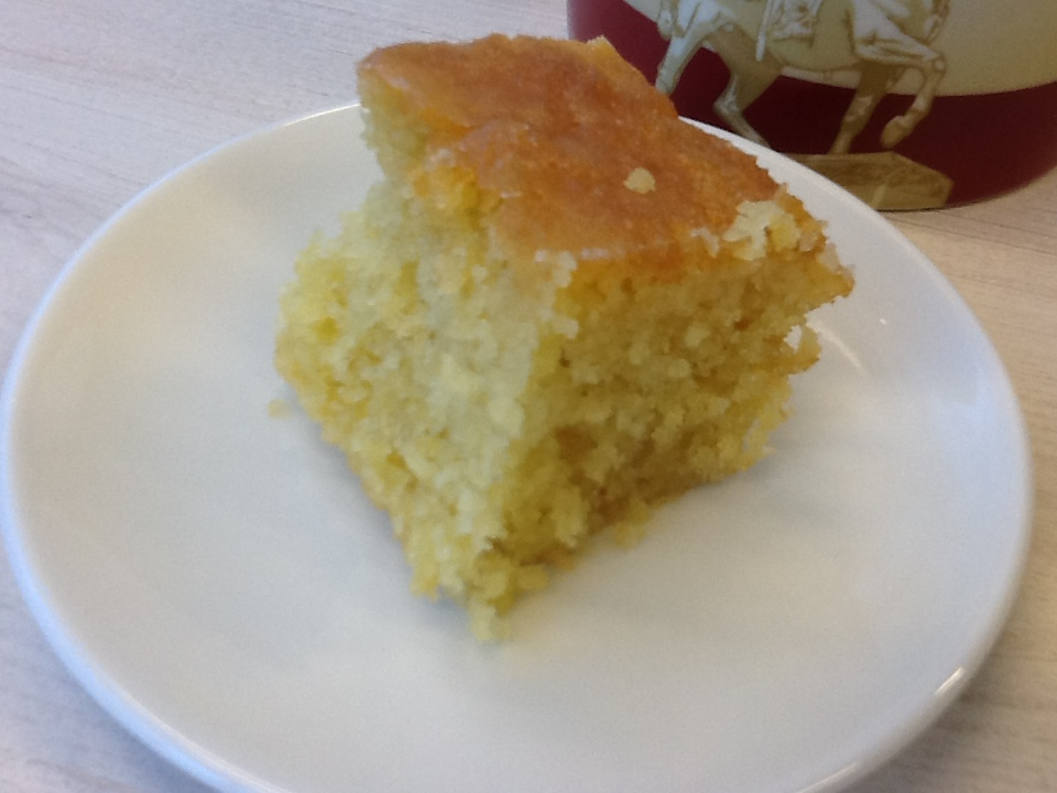 Lemon Drizzle Tray Bake Good Food