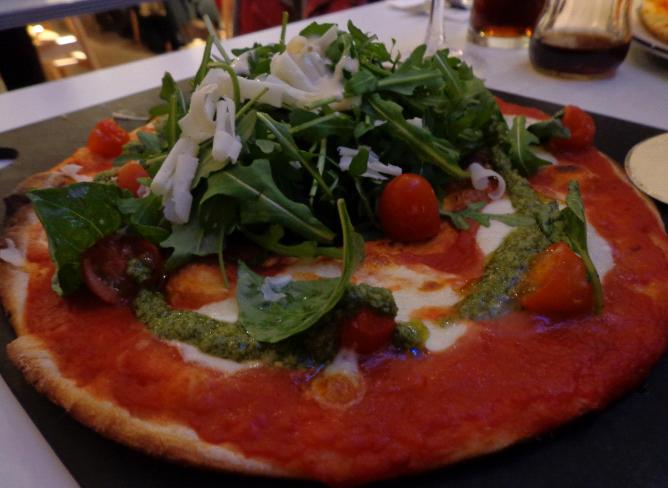 pizza express leggera