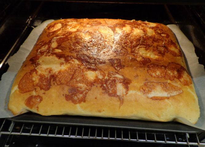 roulade baking