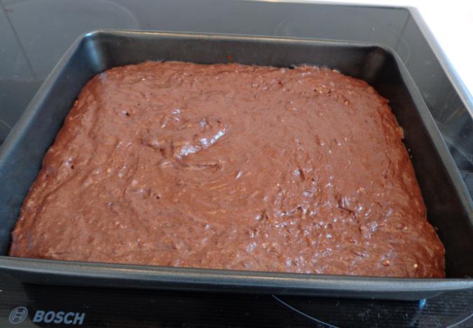 sticky chocolate pudding 1