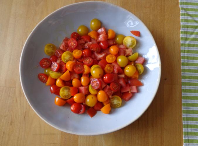 tomato salad 2