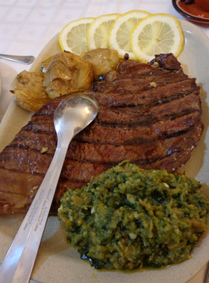 casa dos torricados steak