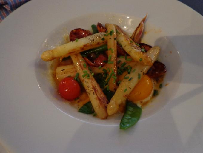 chez max asparagus