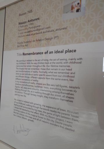 hotel bloom room description