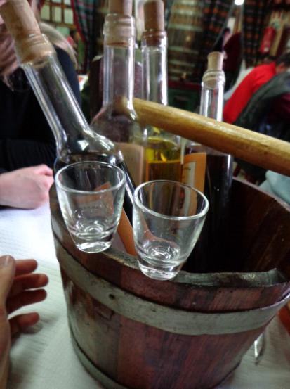 quinzena drinks