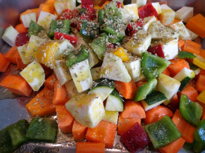 roast vegetables 6 seasoning