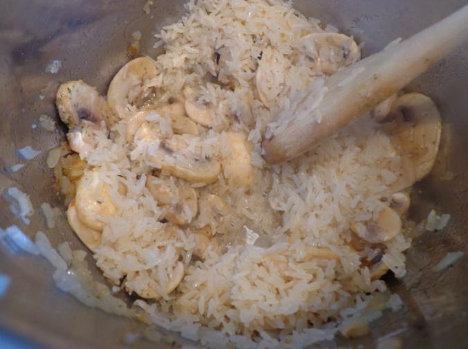 savoury rice mix