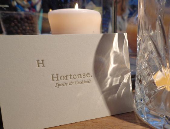 Hortense card