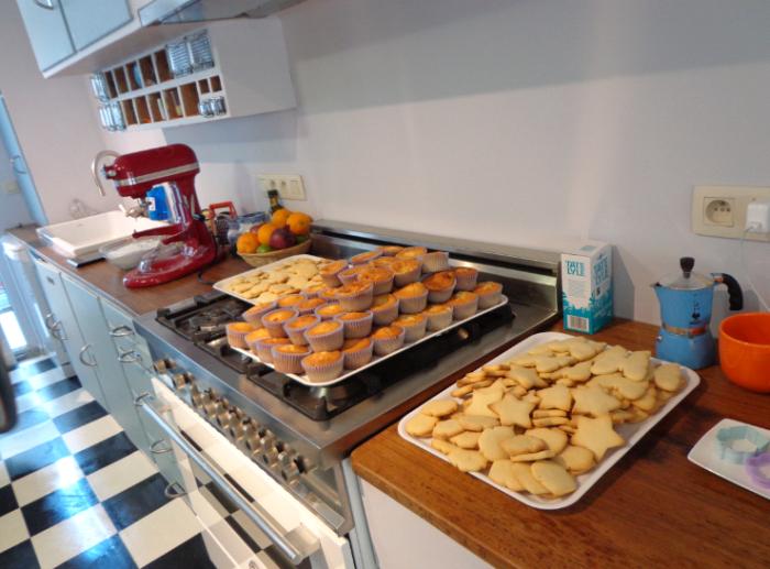 La cucina Delle zie 1