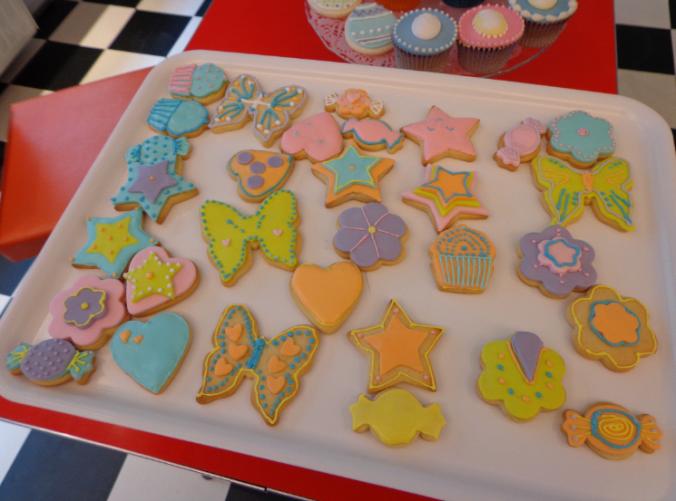 la cucina delle zie cookies tray