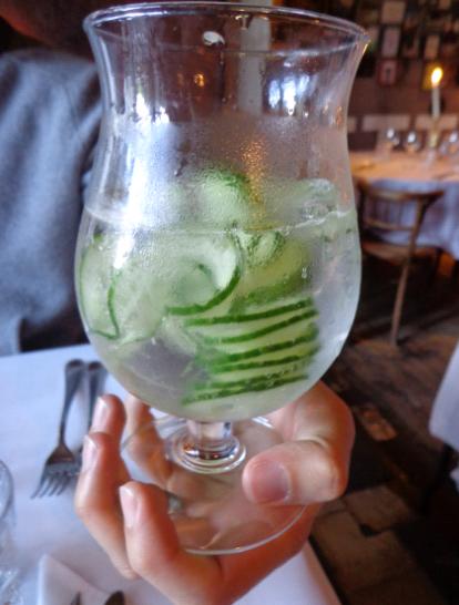 la meilleure jeunesse gin cucumber