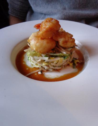 la meilleure jeunesse tempura prawns