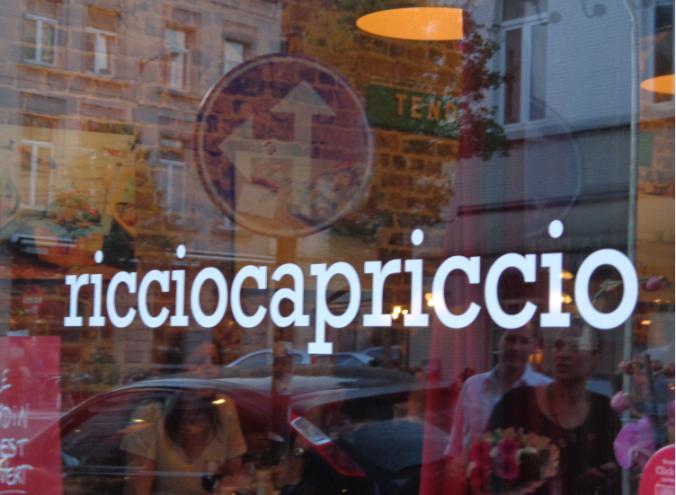 riccio sign