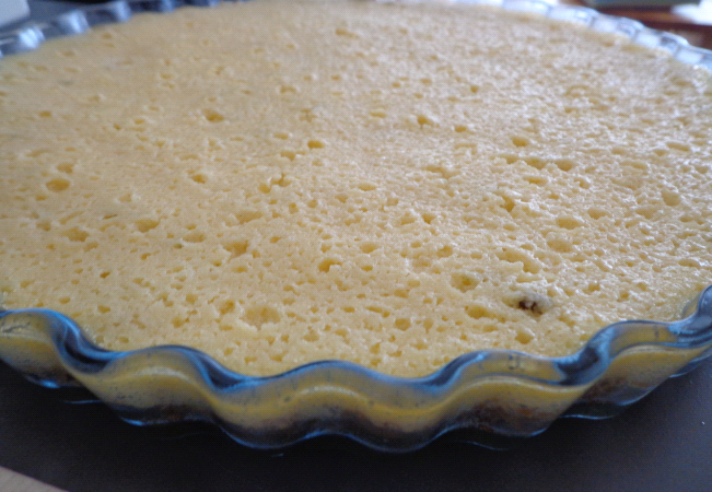 buttermilk tart final