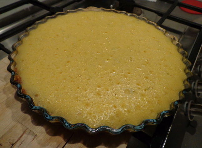 buttermilk tart post oven