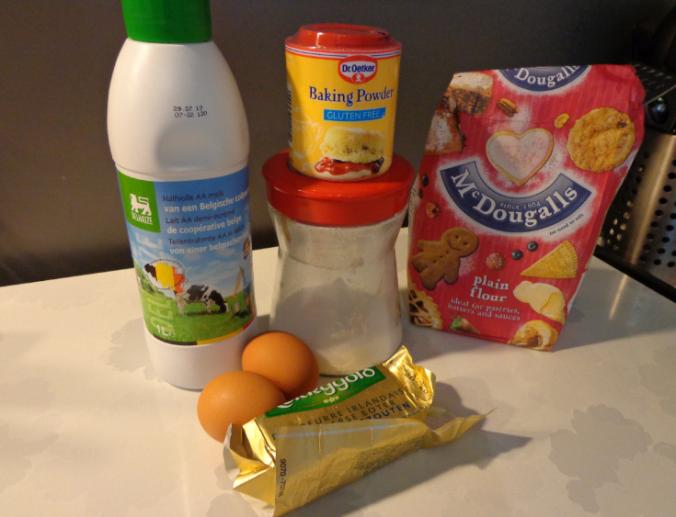 flapjack ingredients