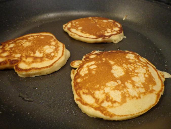 flapjacks cooked