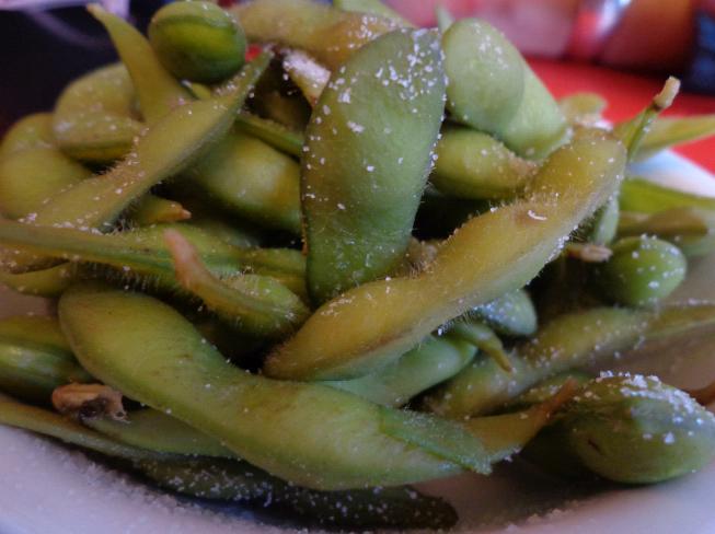 Yoko edamane beans