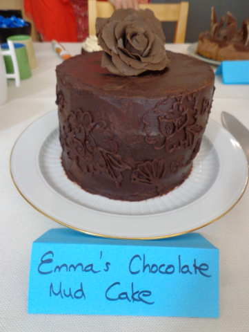 Emma s chocolate mud cake