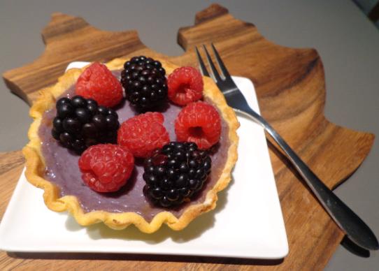 blueberry tart final 1