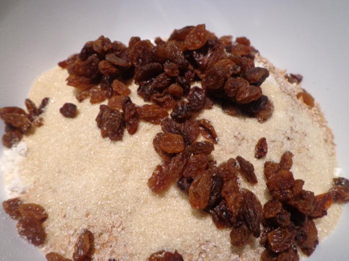 breakfast muffin mix