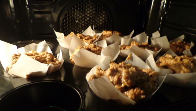 breakfast muffins oven