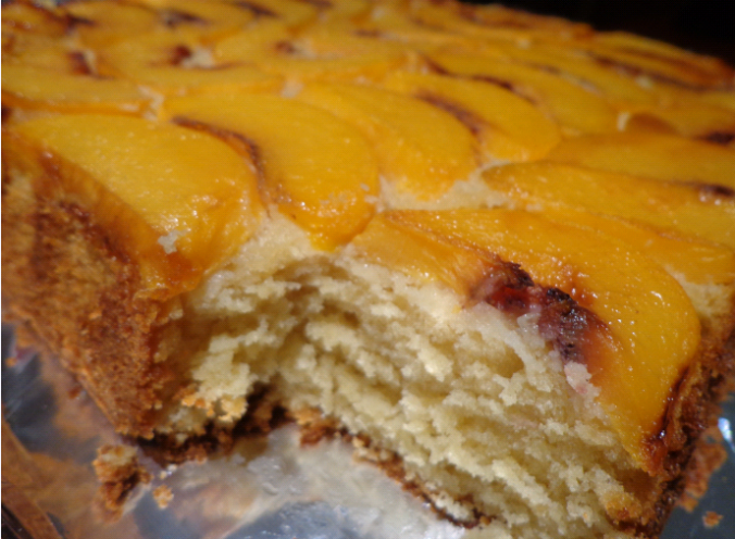 peach upside down cake final 2
