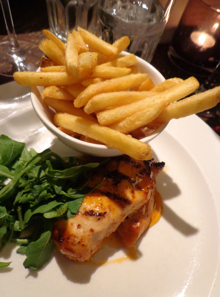 Salisbury Arms chicken