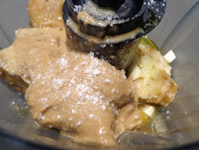 baba ghanoush blender