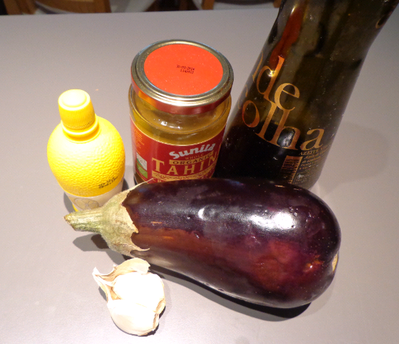 baba ghanoush ingredients