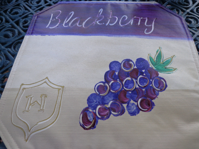 hillcrest berry farm placemat