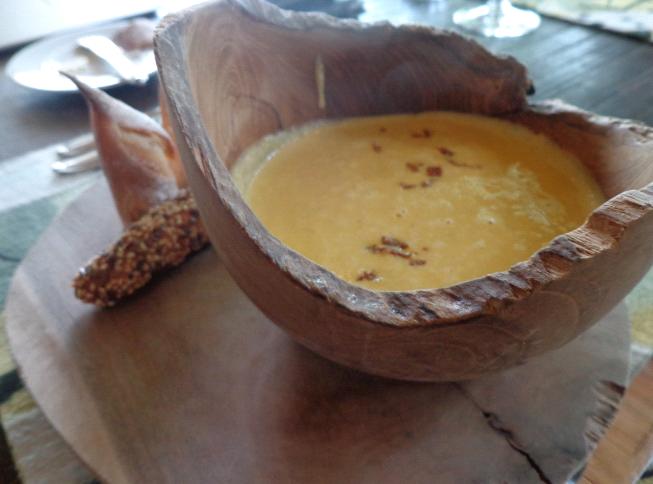 Pierneef soup of the day butternut