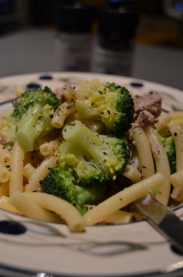 broccoli tuna pasta final